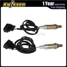 2x Oxygen O2 Sensor 1&2 Upstream&Downstream For Audi A4 Quattro A4 97 98 99 1.8L
