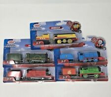 Thomas & Friends, Trackmaster Lot, Rebecca, Emily, Gordon, James, and Percy