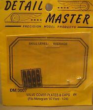 Detail Master DM#3007 Valve Cover Plates & Caps #4
