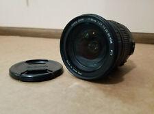 Sigma 17-50mm f/2.8 EX DC OS HSM -Canon EF mount