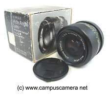 Sigma (JCPenney) 28mm f2.8 MF FX High Speed Prime Pentax M42 Universal Screw Mt