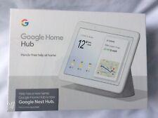 Google home hub chalk **Brand New Sealed**