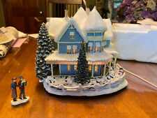 "Thomas Kinkade ""Holiday Bed and Breakfast""Hawthorne Village Christmas Collection"