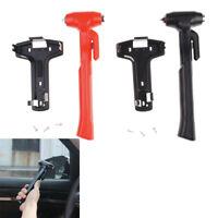 3 In 1 Safety Hammer Seat Belt Cutter Car Window Breaking Emergency-Escape Tool^