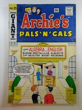 Archie's Pal's and Gal's #23 1st Josie and The Pussycats!! Solid VG Condition!!
