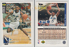 NBA UPPER DECK 1994 COLLECTOR'S CHOICE - Donald Royal # 5 - Ita/Eng- MINT