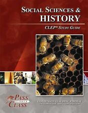 Social Sciences and History CLEP Test Study Guide - PassYourClass Book DANTES
