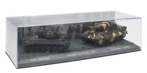 World of Tanks M26 'Pershing' vs Panzerjager 'Jagdtiger'1:72 Scale