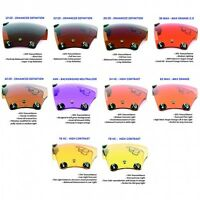 Pilla Outlaw X7 Lenses - 10ED 22N 26ED 44ED 44N 45MAX 60HCP 66N 76HC 94HC