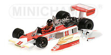1 43 Minichamps McLaren Ford M23 GP Japan World Champion Hunt 1976