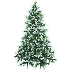 Künstlicher Weihnachtsbaum 180cm Nordmanntanne, Spritzguss, Tanne beschneit;PS07