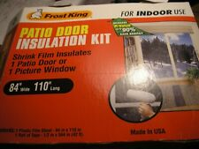 Frost King - Indoor Use - Patio Door Insulation Kit