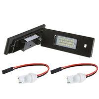 2 Stück LED Kennzeichenbeleuchtung BMW 1er E81 E87 6er E63 E64 Z4 E85 E86 7102