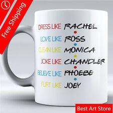Funny Mug -FRIENDS TV Show Mug-Mug Inspired By Friends - Coffee Mug Friends Cup