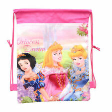 PRINCESS DRAWSTRING BAG SPORTS  BAG SCHOOL BAG