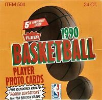 1990-91 Fleer Basketball Complete Your Set Pick 25 Cards From List
