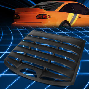 For 95-03 Cavalier Sunfire 2-Dr Rear Window Windshield Louver Cover Replacement