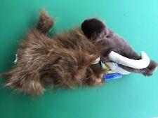 Build a Bear Plush 14 in. Brown Wooly Mammoth Dinosaur Plush  - UNSTUFFED - NEW