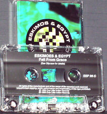 Eskimos & Egypt  Fall From Grace CASSETTE SINGLE Electronic Techno Euro House