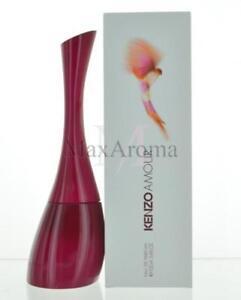 Amour By Kenzo For Women Eau De Parfum 3.4 OZ 100 ML Spray
