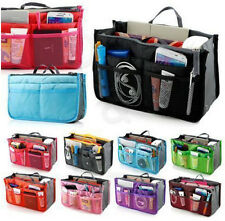 2 Pack Travel Insert Handbag Purse Large Liner Organizer Tidy Bags
