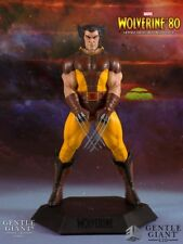 Gentle Giant Marvel X-Men Wolverine 80's Brown Outfit Collector's Gallery Statue
