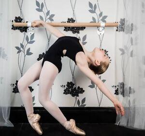 Ballet barre 1m .  Wall mounted ballet barre. Ballet bar NEW