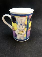Pillsbury Doughboy Danbury Mint Coffee Cup Of The Month Mug January Displayed