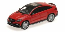Brabus 850 Auf Basis Mercedes Benz Gle 63s 2016 Red 1:43 Model MINICHAMPS