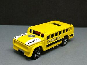 S'Cool Bus Hot Wheels Redline 25th Anniversary Limited Edition