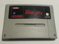 Super NES Nintendo Scope 6 (Super Nintendo SNES, PAL AUS/NZ/UK/EUR)