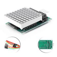 MAX7219 Dot led matrix MCU control LED Display module for Arduino Raspberry r4