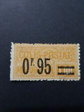 FRANCE TIMBRE COLIS POSTAUX CP N°38 NEUF * MH 1926 COTE 15,00€