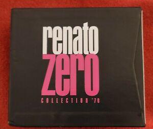 RENATO ZERO COLLECTION 70 BOX CD (6CD+LIBRETTO)