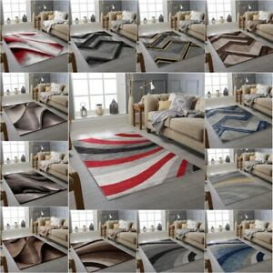NEW Modern Small Large Soft Area Rugs Living Room Bedroom Carpet Floor Door mats