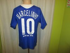 "Hertha BSC Berlin Nike Heim Trikot 2005/06 ""ARCOR""+ Nr.10 Marcelinho Gr.S- M"