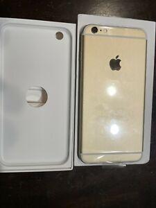 Apple iPhone 6 Plus - 16GB - Gold (Unlocked) A1522 (CDMA   GSM)