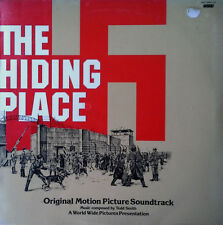 THE HIDING PLACE - TODD SMITH -  LP SOUNDTRACK - WORD LBL - 1975 LP - SEALED