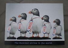 Icelandair Postcard