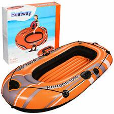 Bestway Hydro Force Tidal Wave Schlauchboot Paddelboot Kinder Boot 186x100