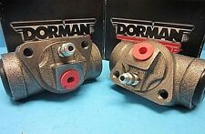 Set 2 Brand NEW Rear Drum Brake Wheel Cylinder Replace GM OEM# 5462939 Expedited
