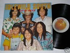 IDLEWILD SOUTH keep on truckin' LP Flying Dog Japan '76 COUNTRY ROCK