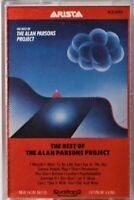Cassette Best of Alan Parsons Project TESTED Hits I Wouldn't Want to Be Like You