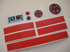G.I Joe-  AT Helicopter Stickers - B2G1F