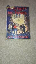 1916 TOM SWIFT AND HIS BIG TUNNEL VICTOR APPLETON FIRST EDITION EARLY PRINTING