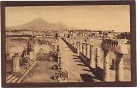 Italien - CPA - Pompei - Ansicht Allgemeine Forum Zivil-