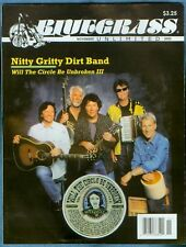 Nitty Gritty Dirt Band Covers Bluegrass Unlimited 2002