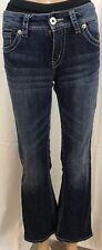 Silver Jeans Suki Womens Bootcut Flare Medium Wash 26X30 Cute!!!