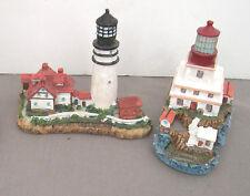 2 Lighthouse Collection Portland Head Light.Mb, Tillamook. Or