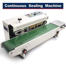 Continuous Sealing Machine Auto Sealer Machine Horizontal PVC Membrane Bag Film